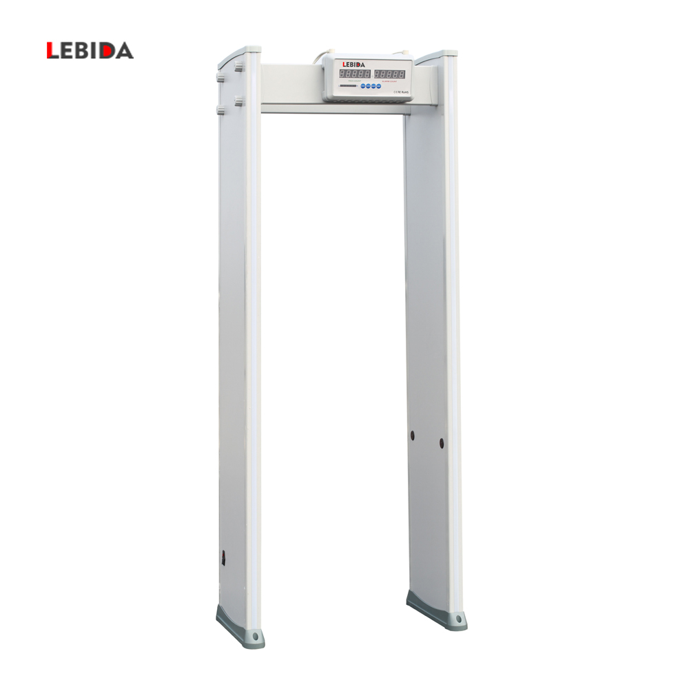 Walkthrough Metal detector WT005