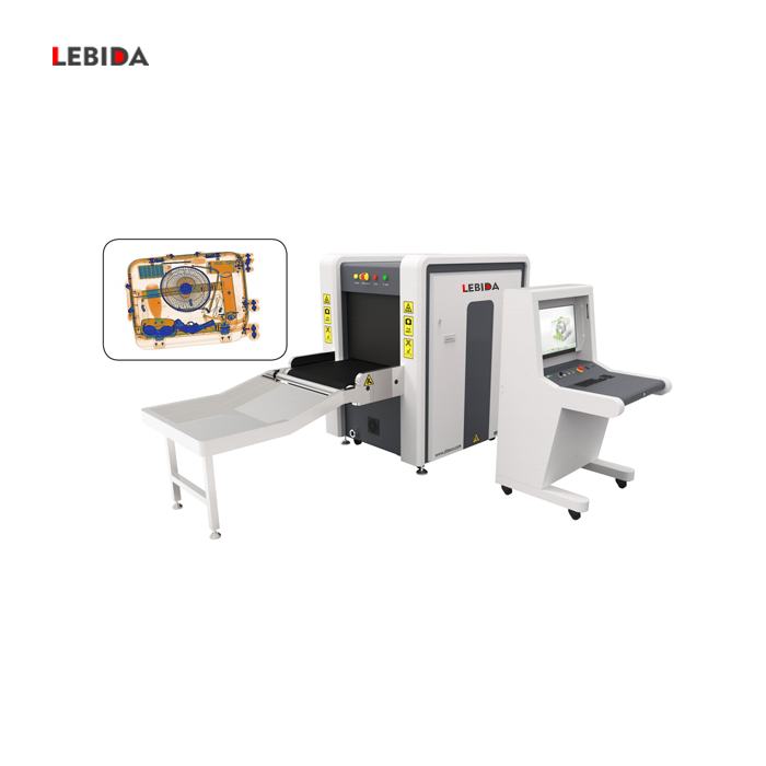 Model: LBD-XR013A (Single energy X-ray Inspection System)