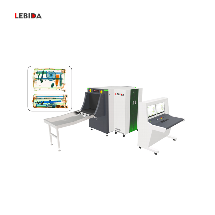 Model: LBD-XR013C (Dual energy X-ray Inspection System)