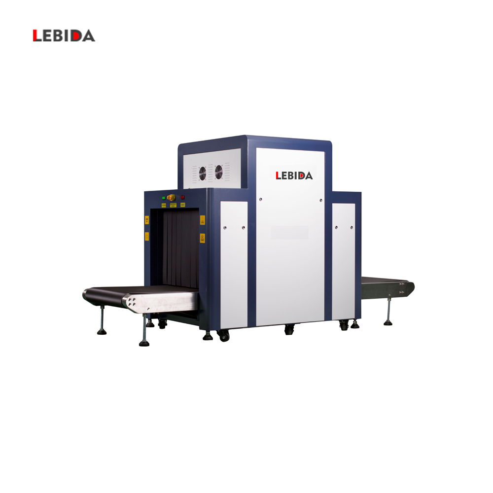 Model: LBD-XR003C (Dual energy X-ray Inspection System)