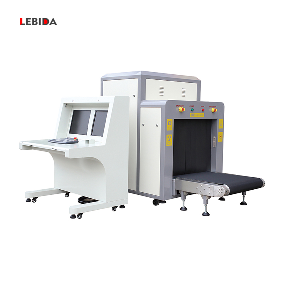 Model: LBD-XR010C (Dual energy X-ray Inspection System)