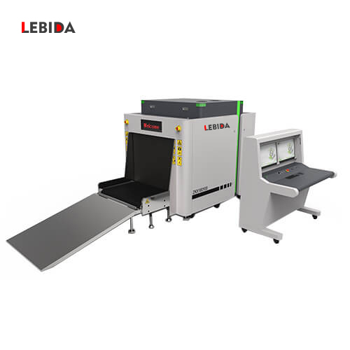 Model: LBD-XR015C (Dual energy X-ray Inspection System)