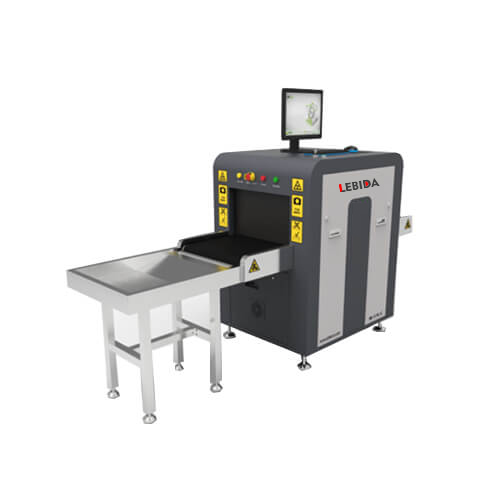 Model: LBD-XR012C (Dual energy X-ray Inspection System)